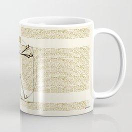 Vitruvius Coffee Mug