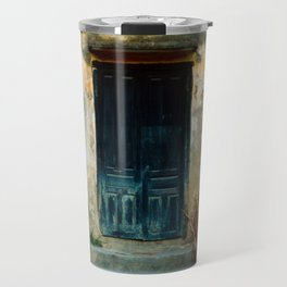 VIETNAMESE FACADE of HOI AN Travel Mug