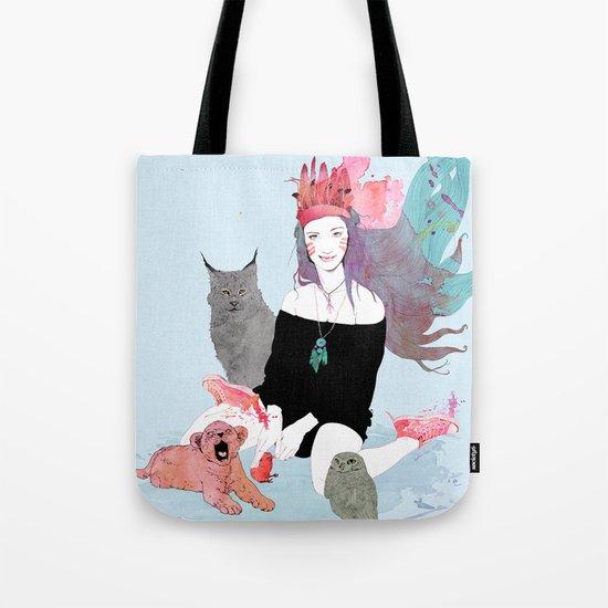 Fashion Sioux Tote Bag