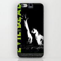 evil dead iPhone & iPod Skins featuring Evil Dead by JAGraphic