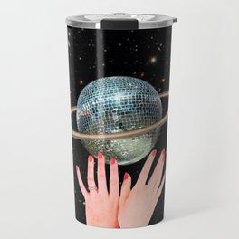 Saturn Disco Travel Mug