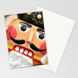 Nutcracker Christmas graphic Design Stationery Cards