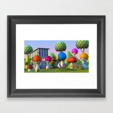 Paintball Framed Art Print