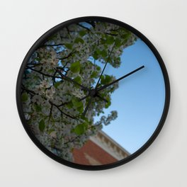 another perspective Wall Clock