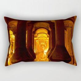 Basilica Cistern Rectangular Pillow