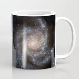 Spiral Galaxy (M101) Coffee Mug