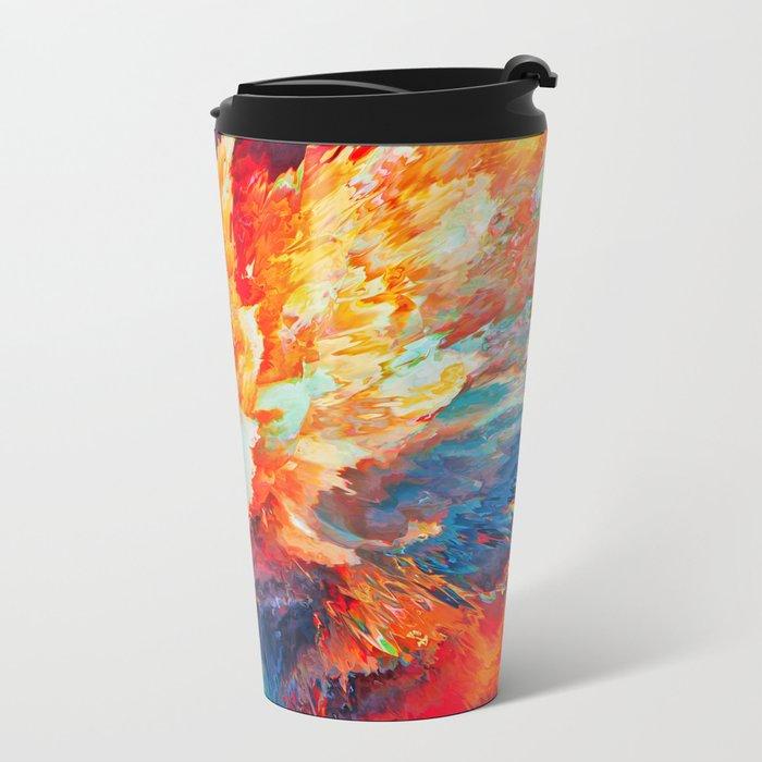 Toúlou Metal Travel Mug