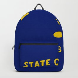 Musical Oregon State Flag Backpack