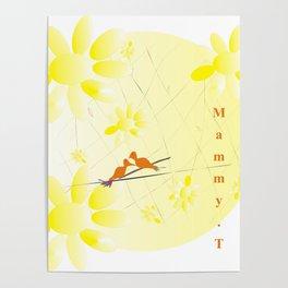 art mammy Poster