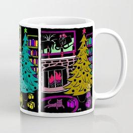 Xmas/Christmas Tree Coffee Mug