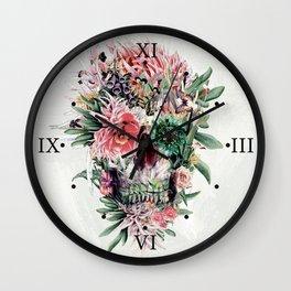 Momento Mori Rev Wall Clock
