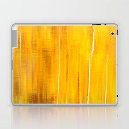 Autumn colors reflecting on the lake surface #decor #buyart #society6 Laptop & iPad Skin