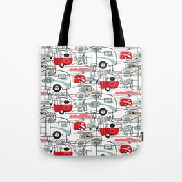 LONG WEEK END Tote Bag