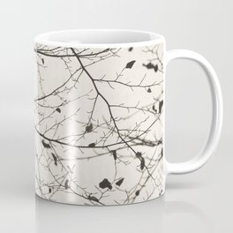 boughs pale Coffee Mug