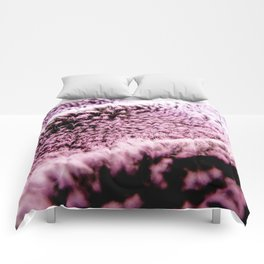 Faux Fur (Purple) Comforters