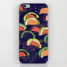 watermelons 2 iPhone & iPod Skin