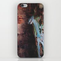 southwest iPhone & iPod Skins featuring Havasu Canyon Creek by Kevin Russ