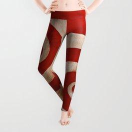 Sideshow Carnival Spiral Leggings