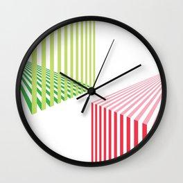 Rhetorical behaviour Wall Clock