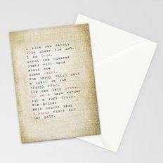true Stationery Cards