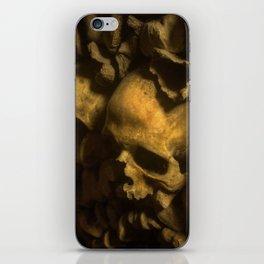 Broken Spirits iPhone Skin