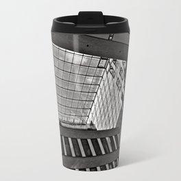 Modern Hamburg office building Travel Mug
