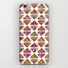 These Diamonds Are Forever iPhone Skin
