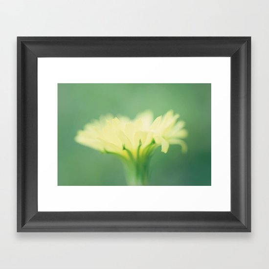 Fairy Night-light Framed Art Print