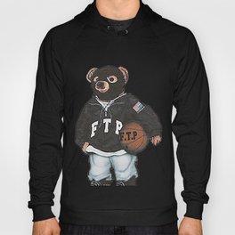 ftp bear Hoody