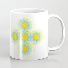 Matrice of Light Coffee Mug
