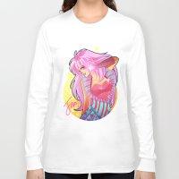 jem Long Sleeve T-shirts featuring Jem by HanieMohd