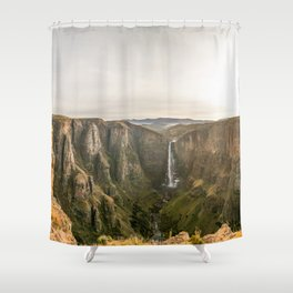 Place of Smoke 2 Shower Curtain