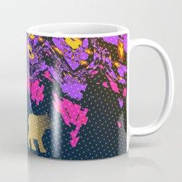 bear disco Coffee Mug