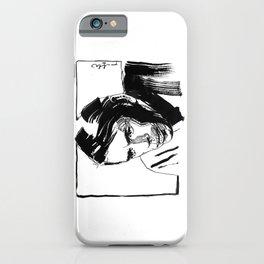 Jacques Brel iPhone Case