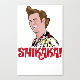 Shikaka Canvas Print