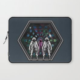 Welcome Traveler Laptop Sleeve