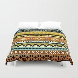 Aztec Sunset Duvet Cover