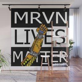 MRVN lives matter Wall Mural