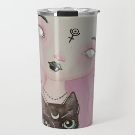 Teen Witch Travel Mug