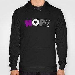 Nope (Asexual) Hoody