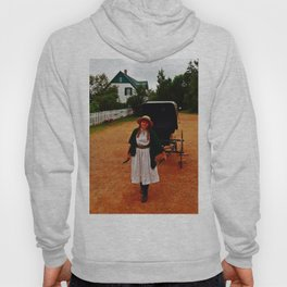 Anne of Green Gables Pulls the Carriage Hoody