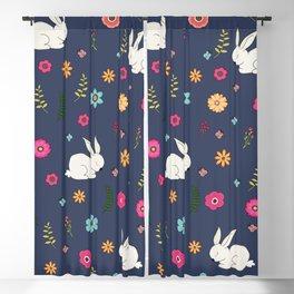 Easter bunny Blackout Curtain