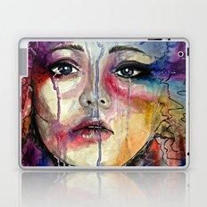Colourful Tears Laptop & iPad Skin