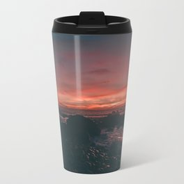 California Sunset II Travel Mug