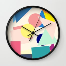 All of the above Wall Clock