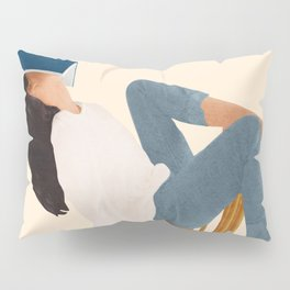 Lost in my books Pillow Sham