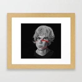 tate Framed Art Print