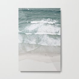 Surfers Paradise: Birds Eye View III Metal Print