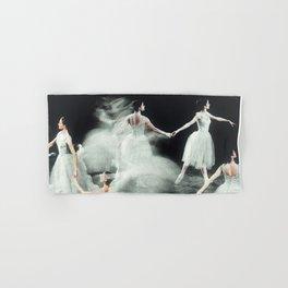 Ghost Dance, Vintage Ballet Hand & Bath Towel