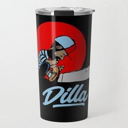 J Dilla Travel Mug